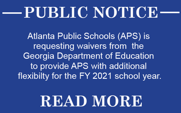 Read more about waivers requested from the Georgia Department of Education