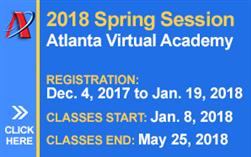 AVA 2018 Spring Registration Starts Dec. 4