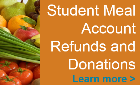 Student Meal Refunds