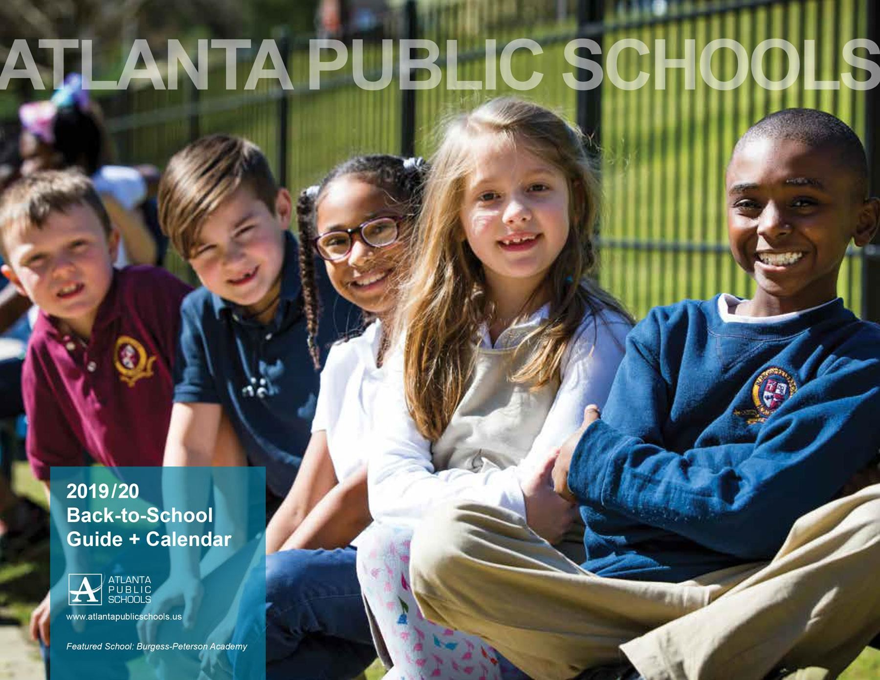 Atlanta Events Calendar 2020 Communications & Public Engagement / Publications