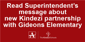 Read About New Partnership with Kindezi