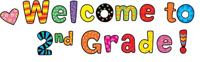 Image result for welcome second grade