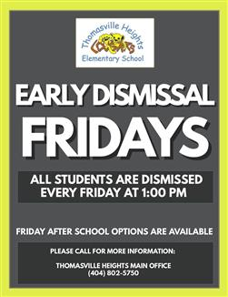 THES Early Dismissal Fridays