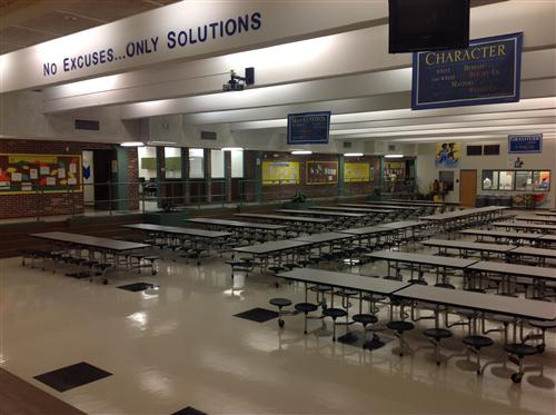 School Cafeteria Overview