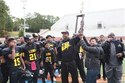 C. W. Long MS Football Champions 2018