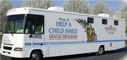 Dental and Vision Van Coming to Price