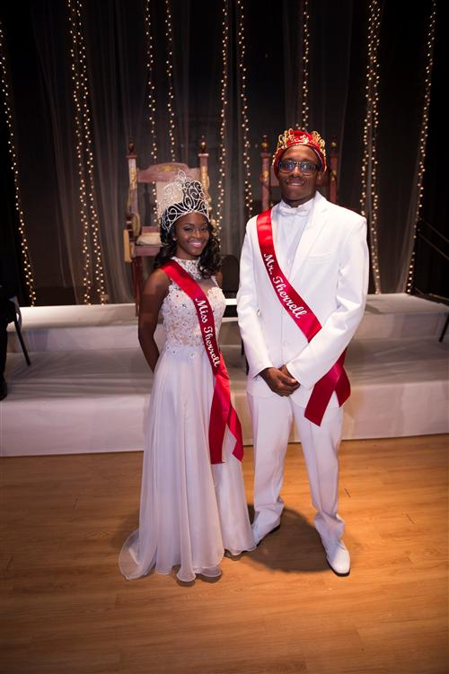 2016-2017- Mr. & Miss. Therrell