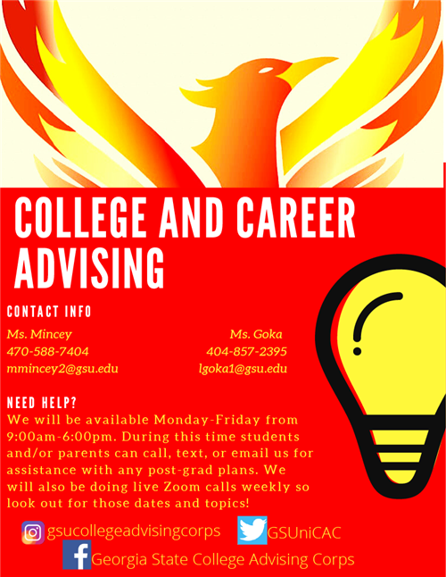 College and Career Contact