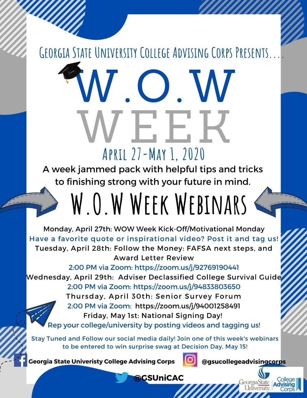 College and Career Wow Week