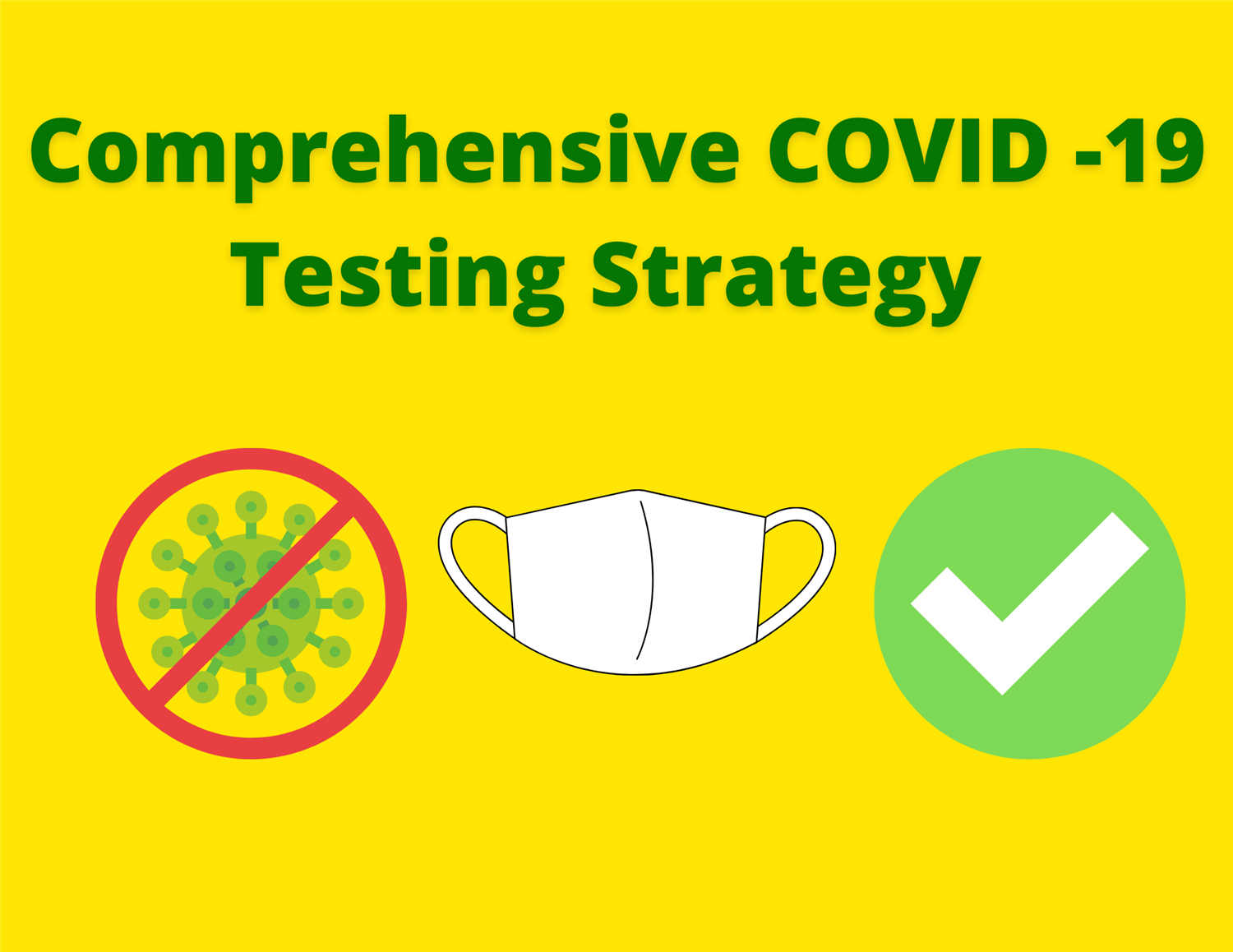 Comprehensive COVID-19 Testing Strategy IMag