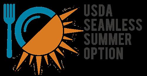 Seamless Summer Graphic