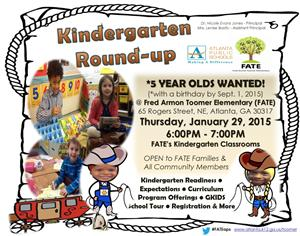 FATE Kdg Round-up Jan 29th