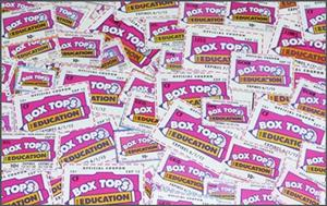 Box Tops for Fred Armon Toomer Elementary (FATE) Atlanta, GA