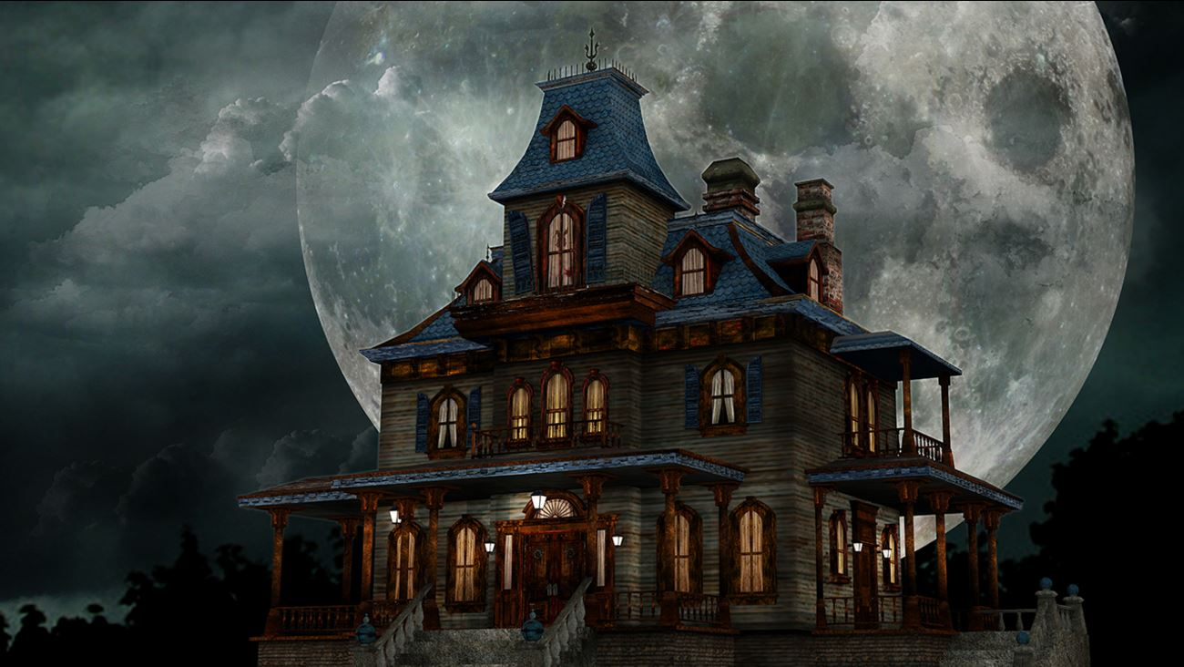 Trick or Treat- Haunted House by Mason Lodge of Sandy Springs