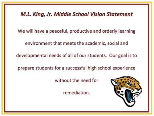 about us mission and vision statements