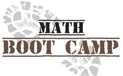 MATH BOOTCAMP FOR PARENTS!!