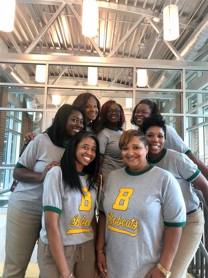 Boyd Elementary's 2018-2019 Support Staff