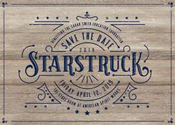 Starstruck Save the Date
