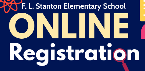 Online Registration is Happening!!