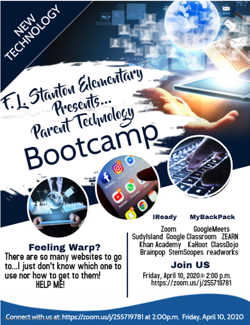 Parent Technology Boot Camp