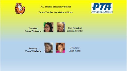 PTA OFFICERS
