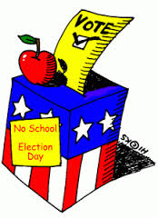 Election Day - School is Closed!