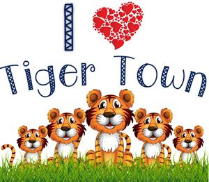 I Love Tiger Town