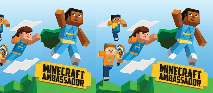Minecraft Ambassador Program
