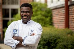 My APS Story: Chef Larry Alford
