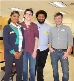 Hollis welcomes four Innovators-in-Residence from Georgia Tech