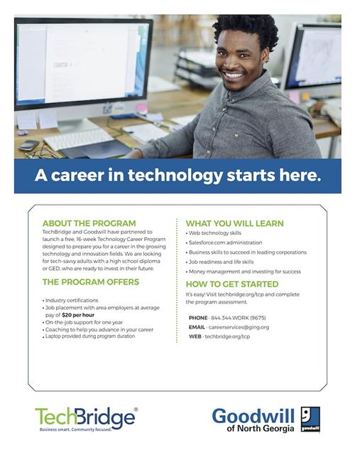 Technology Career information