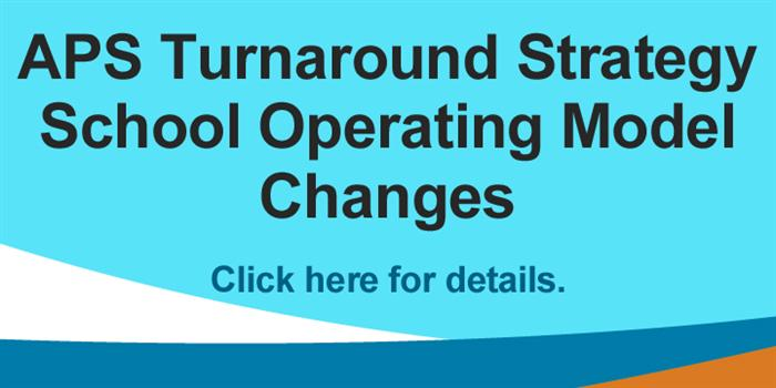 APS Turnaround Strategy