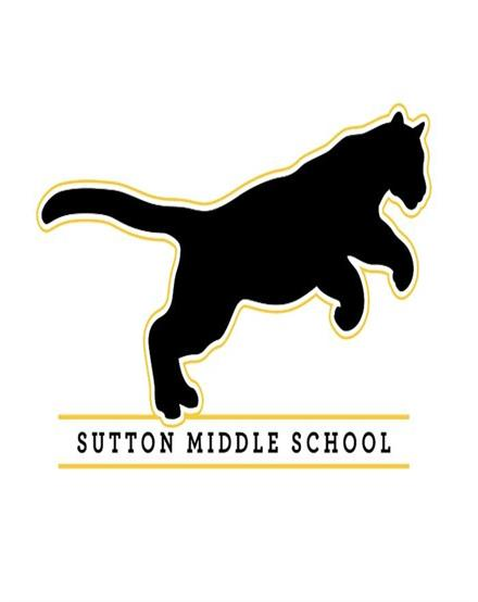 Sutton Middle School Cougar Logo