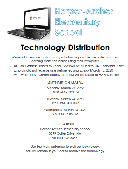 HAES Technology Distribution
