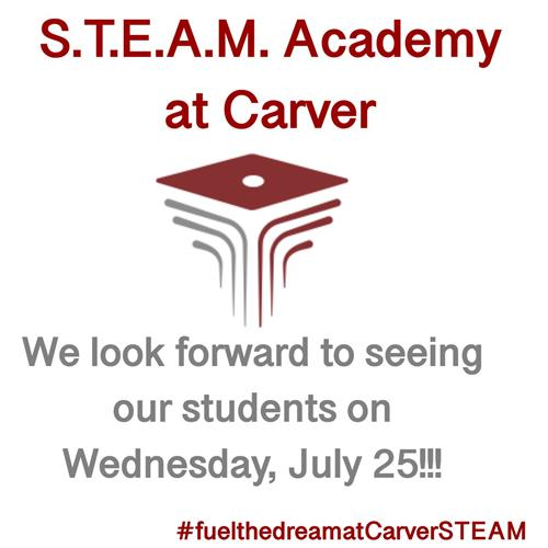 Carver STEAM