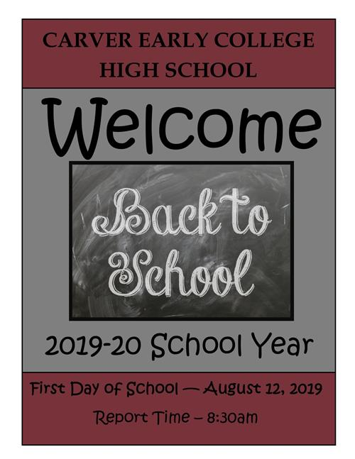 19-20 Back to School