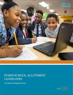 FY19 School Allotment Guidelines