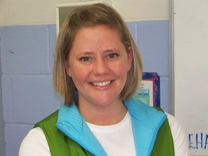 Mrs. Kistin Horton TOTY 2010-2011