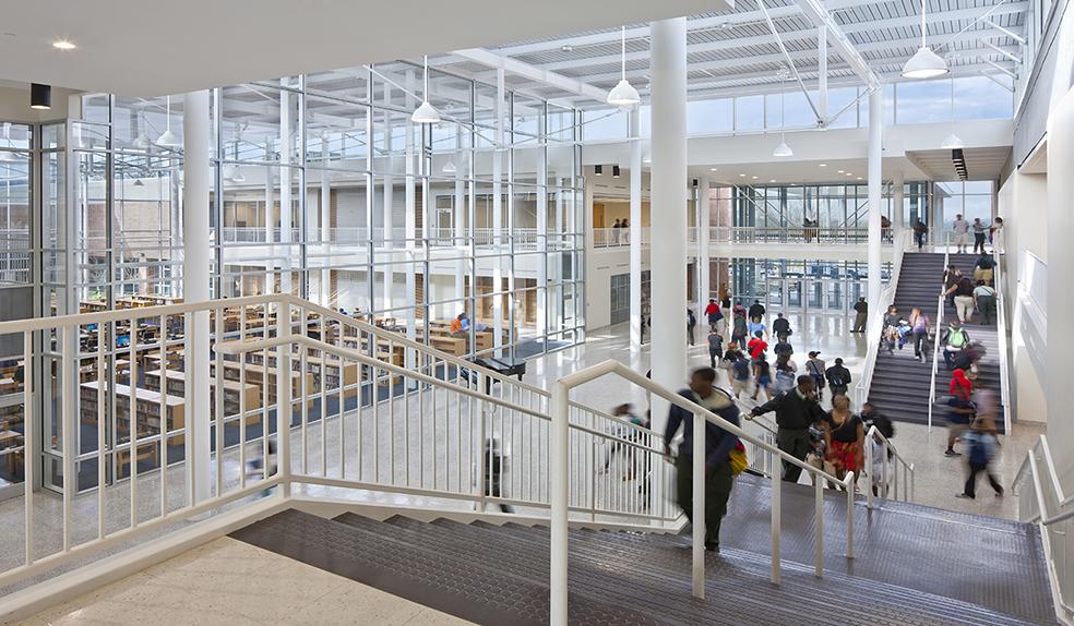 Benjamin E Mays High School Overview