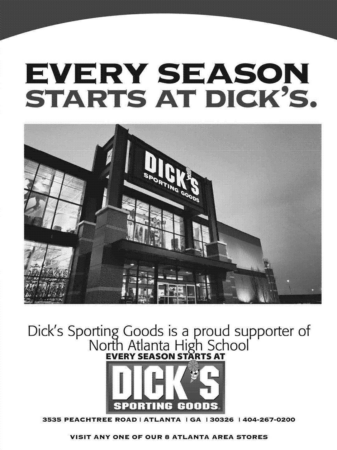DICKS Sporting Goods Store in Atlanta, GA 418