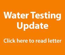 APS water test update