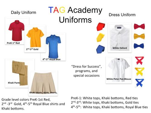 TAG Uniforms