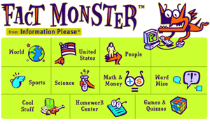 Fact Monster Logo