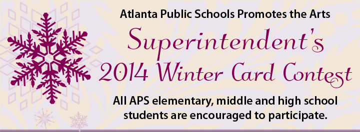 APS Winter Card Contest for Students