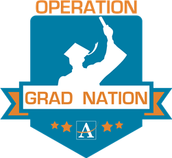 APS Operation Grad Nation logo
