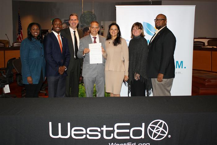 11/23 WestEd, Atlanta Public Schools, and Georgia State University Announce 5-Year Comprehensive School Safety Grant from National Institute of Justice