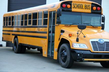 APS Buses Conduct Practice Run July 29