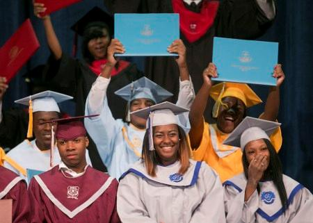 July 22, 2015 - APS Hosts Summer Commencement Ceremony July 23