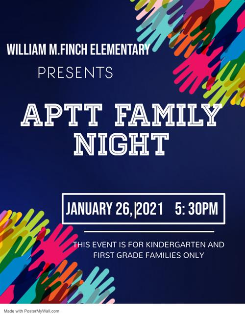 APTT Family Night