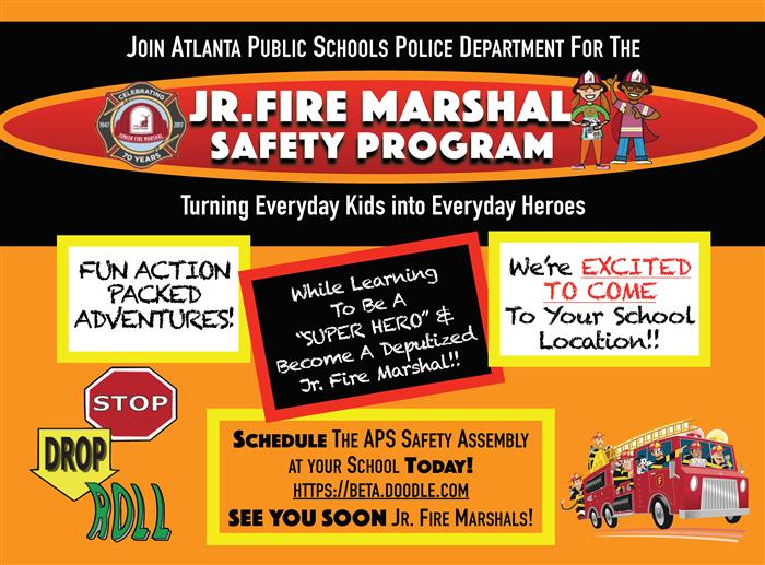 APS JR Fire Marshal Program 2017